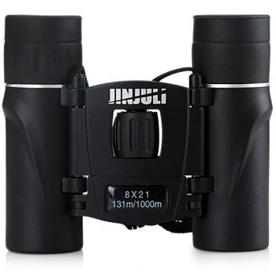 ФОТО 131M / 1000m Field of View Roof Prism Binocular Water Resistance 8 x 21mm Mini Binocular