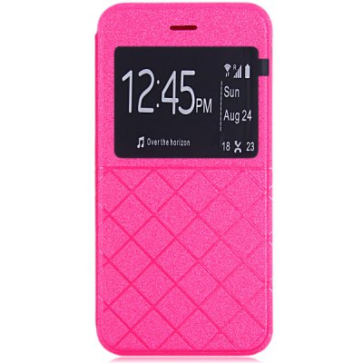 PU and PC Cover Case for iPhone 6