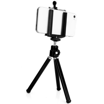 Universal Cellphone Smartphone Tripod Mount and Holder