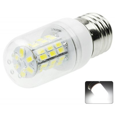 Sencart E27 42 SMD - 5730 LEDs 8W LED Transparent Corn Light Bulb (800  -  1200LM AC 95  -  260V White Light)