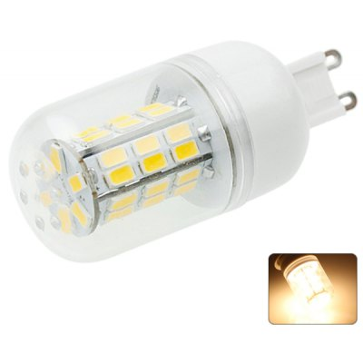 Sencart G9 42 - SMD - 5730 42 - LED 8W Warm White Light Transparent LED Corn Light Bulb (800  -  1200LM  AC 95  -  260V)