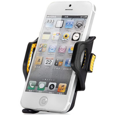 Letdooo GEP - 2 Solid Bicycle Phone Bracket with Dual Safety Switch