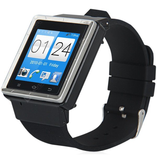 Zgpax S6 Android 4 4 3g Smart Watch 1 0ghz Mtk6572 Dual Core 4gb Rom Bluetooth Camera Zgpax kopen