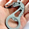 cheap Portable Glacial Pegasus Protractor Ring Bottle Opener for Outdoor Daily Use