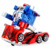 Fengyuan Remote Control 28128 Robot Transformers / Optimus Prime / Automatic Deformation Car Toy 220 - 240V for sale