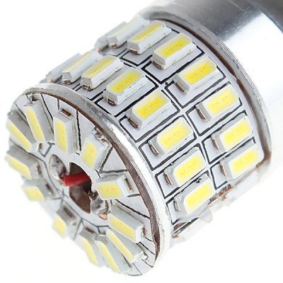 HJ P13W 48 LEDs 5W 650lm SMD 3014 White Light Car Backup Light Reversing Light (12  -  24V)Car Lights<br>HJ P13W 48 LEDs 5W 650lm SMD 3014 White Light Car Backup Light Reversing Light (12  -  24V)<br><br>Brand: HJ<br>Model  : HJ-P13W-094-1<br>Type   : Reverse Lights<br>Connector: P13W<br>LED type: SMD 3014<br>LED/Bulb quantity: 48<br>Feature: Acrylic Lampshade<br>Emitting color : White<br>Color temperature: 6000-6500K<br>Voltage : 12V-24V<br>Power : 5W<br>Lumens: 650lm<br>Material  : Aluminum,  Acrylic<br>Type of lamp-house : LED<br>Apply lamp position: External Lights<br>Product weight   : 0.017 kg<br>Package weight   : 0.080 kg<br>Product size (L x W x H)  : 5.1 x 3.3 x 3.3 cm / 2.2 x 0.9 x 0.9 inches<br>Package size (L x W x H)  : 9.0 x 6.0 x 6.0 cm<br>Package Contents: 1 x LED Lamp