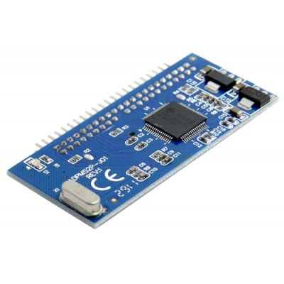 SA – 143 Practical 1.8 Inch Micro SATA to 2.5 Inch IDE 44 Pin Adapter Board en Gearbest