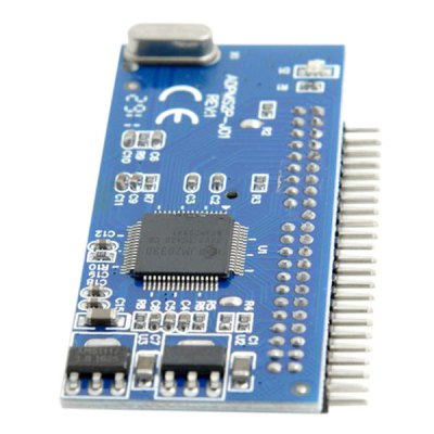 SA - 143 Practical 1.8 Inch Micro SATA to 2.5 Inch IDE 44 Pin Adapter Board от GearBest.com INT