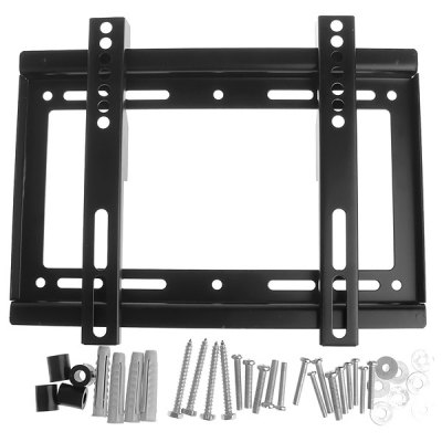 ST - 111 Creative LCD Monitor Wall Mount for 14  -  42 inch LCD / LED / Plasma TV от GearBest.com INT