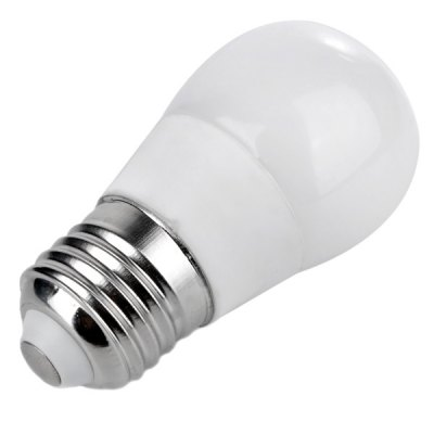 3W SMD - 5730 x 6 E27 Warm White Light Ceramic LEDs Ball Bulb (300 Lumens AC 85 - 265V)