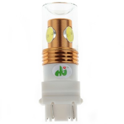 HJ 3157 10W 900lm 1 CREE Lamp Beads 3 LED Integrated Lamp Beads Glass Lampshade for Car Reversing Light(12 - 24V)Car Lights<br>HJ 3157 10W 900lm 1 CREE Lamp Beads 3 LED Integrated Lamp Beads Glass Lampshade for Car Reversing Light(12 - 24V)<br><br>Model  : HJ-3157-065<br>Type   : Reverse Lights<br>Connector: 3157<br>LED/Bulb quantity: 4 (1 CREE, 3 Integrated LED)<br>Emitting color : White<br>Voltage : 12V-24V<br>Power : 10W<br>Lumens: 900lm<br>Material  : Aluminum + Glass + ABS<br>Type of lamp-house : LED<br>Apply lamp position: External Lights<br>Product weight   : 0.013 kg<br>Package weight   : 0.06 kg<br>Product size (L x W x H)  : 5.6 x 1.8 x 1.8 cm / 2.2 x 0.7 x 0.7 inches<br>Package size (L x W x H)  : 8 x 4 x 4 cm<br>Package Contents: 1 x Car Light