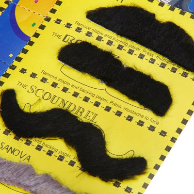 12 PCS Costume Mustache for Party Decoration от GearBest.com INT