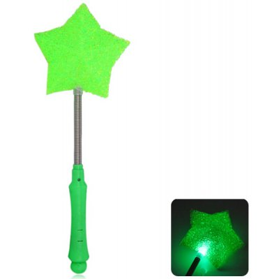 Star Shape Glowing Stick for Party Concert Festival Decoration en Gearbest