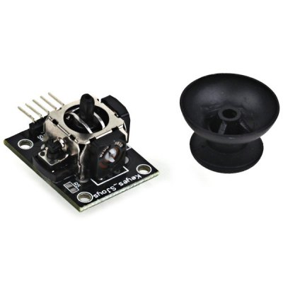 Arduino Compatible Dual - axis XY Thumb Game Joystick Module PS2 Rocker от GearBest.com INT