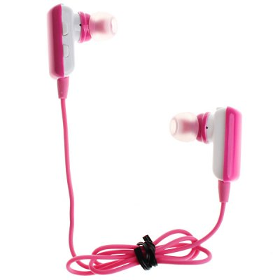 ФОТО K - 899 Bluetooth V4.0 Stereo Sport In - ear Headset with Rechargeable Battery