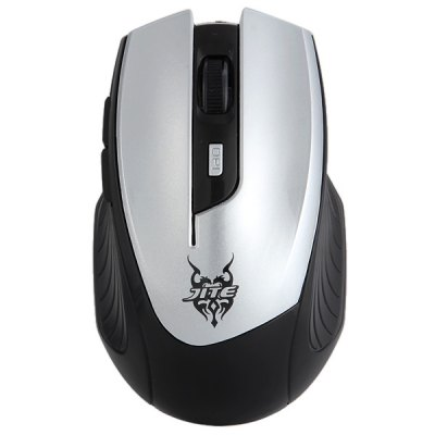 JITE 3240 Multi - function Six Buttons 2.4GHz Wireless Optical Gaming Mouse Support Windows XP 7 2000 Vista Mac