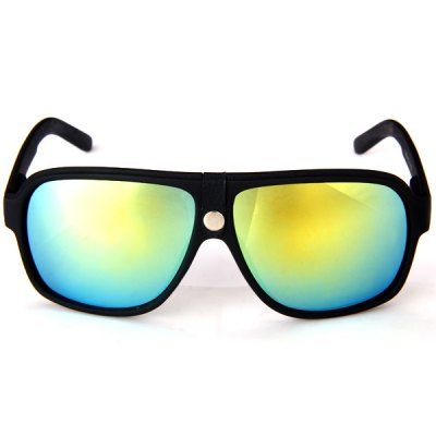 Гаджет   Sunglasses with UV 400 Prevention and Full - rim for Men and Women Stylish Sunglasses