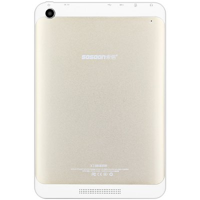 Гаджет   Sosoon X78 Android 4.4 Tablet PC with 7.85 inch XGA Screen RK3188 Quad Core 1.4GHz 8GB ROM WiFi Cameras Tablet PCs