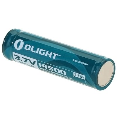 Olight 14500 3.7V 750mAh Protected Rechargeable Li - ion BatteryBatteries<br>Olight 14500 3.7V 750mAh Protected Rechargeable Li - ion Battery<br><br>Type: Battery<br>Brand: Olight<br>Battery  : 14500<br>Rechargeable: Yes<br>Protected: Yes<br>Voltage(V): 3.7V<br>Capacity: 750mAh<br>Suitable for: Flashlight<br>Product weight: 0.022 kg<br>Package weight: 0.07 kg<br>Product size (L x W x H): 5.24 x 1.44 x 1.44 cm / 2.06 x 0.57 x 0.57 inches<br>Package size (L x W x H): 7 x 3 x 3 cm<br>Package Contents: 1 x Battery