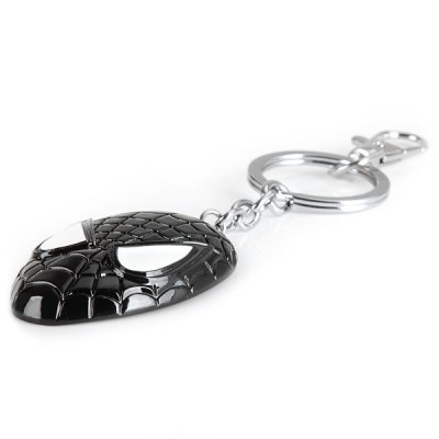 Durable Spider Man Mask Key ChainKey Chains<br>Durable Spider Man Mask Key Chain<br><br>Age: All Age (Except that Small parts not for children under 3 years)<br>Material: Zinc Alloy<br>Feature Type: European and American<br>Product Weight   : 36 g<br>Package Weight   : 0.051 kg<br>Product Size (L x W x H)  : 15.6 x 3.8 x 0.7 cm / 6.1 x 1.5 x 0.3 inches<br>Package Size (L x W x H)  : 16.5 x 8.6 x 1.5 cm<br>Package Contents: 1 x Key Chain
