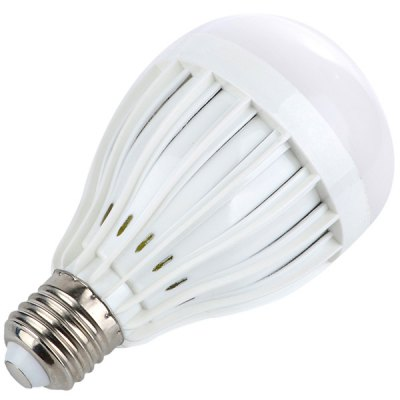 YouOKLight E27 3W Warm White SMD 5730 6 - LED Plastic Bulb Light (300Lm 3000K)