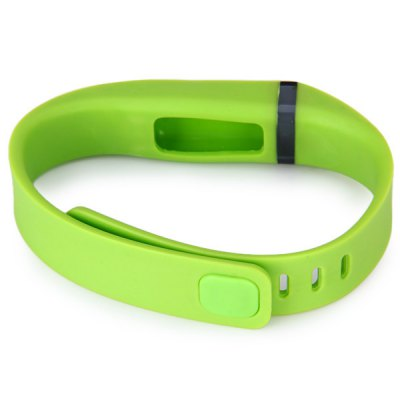 Colorful Adjustable Silicon Wristband Water Resistant Wrist Strap Practical Gadget for Fitbit Flex от GearBest.com INT