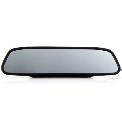 Гаджет   Digital LCD 4.3 inch Screen Car Rear - View Security Mirror Monitor with Wireless Camera Car Alarms & Security