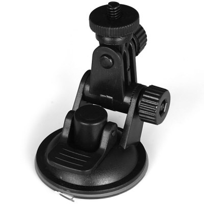Car Mounting Set ( Micro USB Charger + Suction Holder Bracket ) for SJ4000 / SJ4000 WiFi / Xiaomi Yi Action Camera Car DVR Camcorder