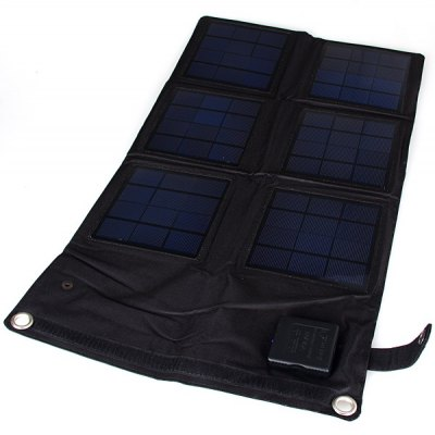 SW18 18W Foldable Portable Solar Charger Pack