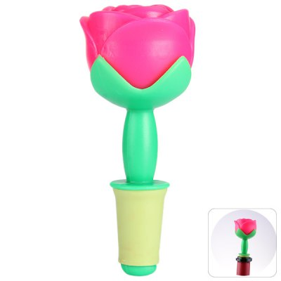 8306 Multi - purpose Roseleaf Wine Beer Stopper Sealing Plug Novelty Gadget