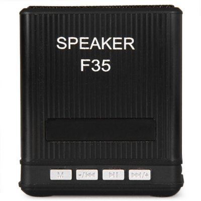 F35 High Fidelity Loud Speaker Support AUX External Audio Input For Mo