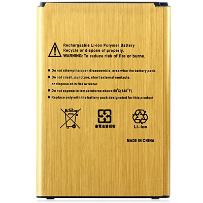 Гаджет   High Capacity 3800mAh Replacement Battery for LG G3 D855 D830 F400 Samsung Batteries
