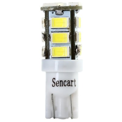 Гаджет   Sencart T006 T10 4W White Light 15 SMD 5730 LEDs Car Reading Light / Width Lamp (12  -  16V) Car Lights
