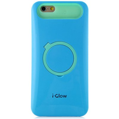 Гаджет   Multifunction 4.7 inch Silicone Nightglow Case Protective Bumper Cover Holder for iPhone 6 iPhone Cases/Covers
