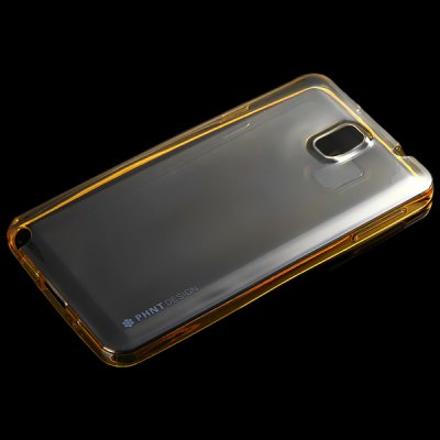 ФОТО High Quality Transparent TPU Material Protective Back Cover Case for Samsung Galaxy Note 3 N9000