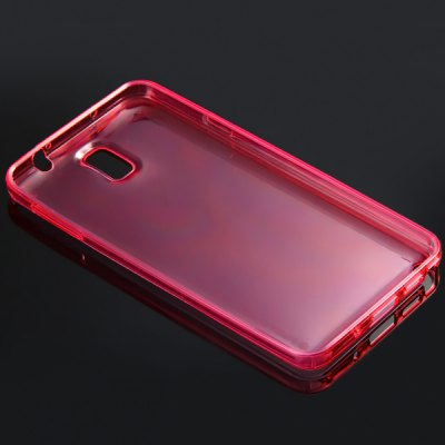 Фотография High Quality Transparent TPU Material Protective Back Cover Case for Samsung Galaxy Note 3 N9000