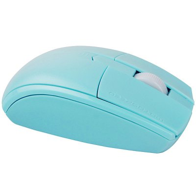 Motospeed G370 Portable 2.4GHz 1000DPI 3 Keys Silence Wireless Optical Mouse with Nano Receiver for PC Laptop