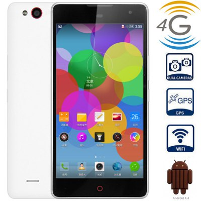 Nubia Z7 MAX Android 4.4 4G Phablet with 5.5 inch FHD IPS Screen MSM8974 2.5GHz