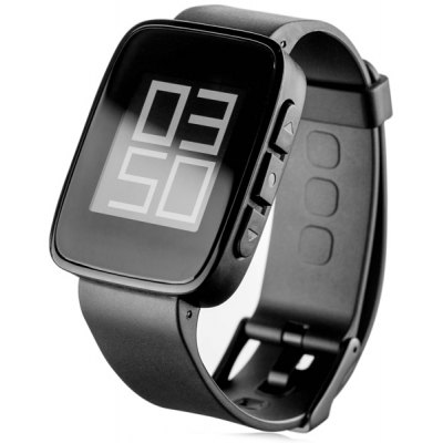 Weloop Tommy 1.26 inch LCD Screen Smart Bluetooth Watch Camera Remote Control Find Phone