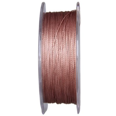 150m NO.1.5 PE Braided Fishing Line 0.203mm Diameter 8kg Breaking Strength with Water Resistant Function