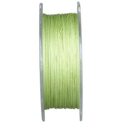 110m NO.0.8 PE Braided Fishing  Line 0.148mm Diameter 5.5kg Breaking Strength with Water Resistant Function
