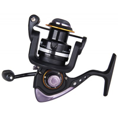 YG2000 Super Precise Drag System Fishing Reels 11 Ball Bearings Winder Spool  -  One Way Clutch