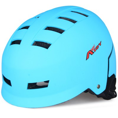 Aidy FG - 1 Cool Skateboard Helmet Cycling Track Bike Hat with Adjustable Buckle