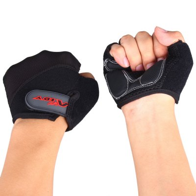 Aidy 1205 Outdoor Sports Road Pro Gel Half - finger Gloves Riding Racing Accessaries with Palm ProtectionCycling Gloves<br>Aidy 1205 Outdoor Sports Road Pro Gel Half - finger Gloves Riding Racing Accessaries with Palm Protection<br><br>Type: Cycling Gloves<br>For: Outdoor sports<br>Material: Silica gel, Breathable fabric<br>Design : Half-finger<br>Size: M, XL, S, L<br>Color: Yellow, Black, Blue, Red<br>Palm Girth: 16 cm<br>Glove Length: 12.5 cm<br>Product weight   : 0.045 kg<br>Package weight   : 0.100 kg<br>Package size (L x W x H)  : 13 x 15 x 4 cm<br>Package contents: 2 x Gloves