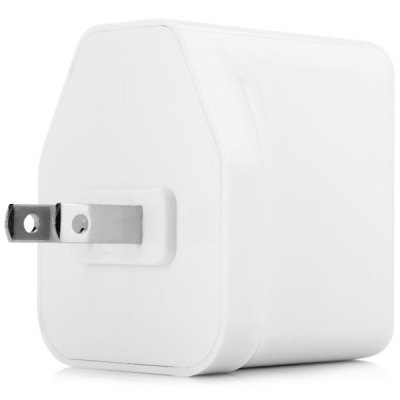 Practical US Standard Four USB Ports Charger Power Adapter
