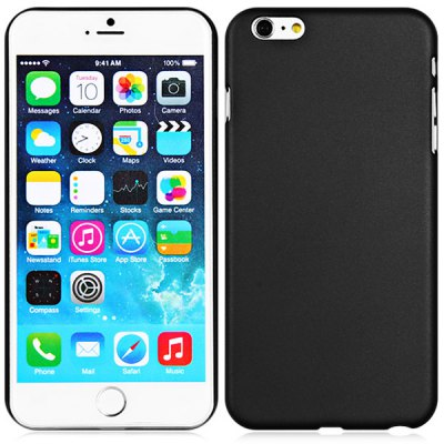 Fashionable Pure Color Design PC Back Cover Case for iPhone 6 Plus  -  5.5 inches