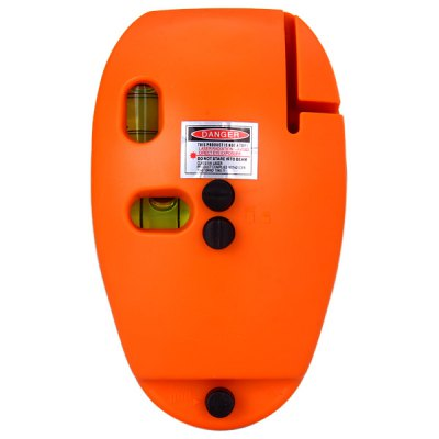 LV - 09 Mouse Character 2 - Line Laser Level Meter  -  Orange + BlackOther Consumer Electronics<br>LV - 09 Mouse Character 2 - Line Laser Level Meter  -  Orange + Black<br><br>Model  : LV-09<br>Product weight   : 0.078 kg<br>Package weight   : 0.175 kg<br>Product size (L x W x H)  : 11.8 x 7 x 3.7 cm / 4.64 x 2.75 x 1.45 inches<br>Package size (L x W x H)  : 17 x 10.3 x 6 cm<br>Package Contents: 1 x Gradienter, 3 x Button Battery