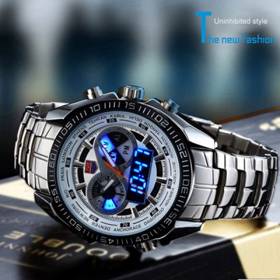 TVG KM-468 Military LED Sports Watch