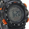 Xinjie 930 LED Military Sports Watch Light Stopwatch Month Day Week for Men Women deal
