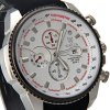 Valia 8258 - 2 Male Quartz Watch Round Dial 100M Waterproof Day Rubber Strap deal